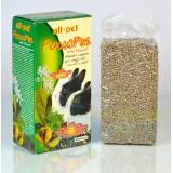 FIOCCO PLUS mangime in mini pellet per conigli nani